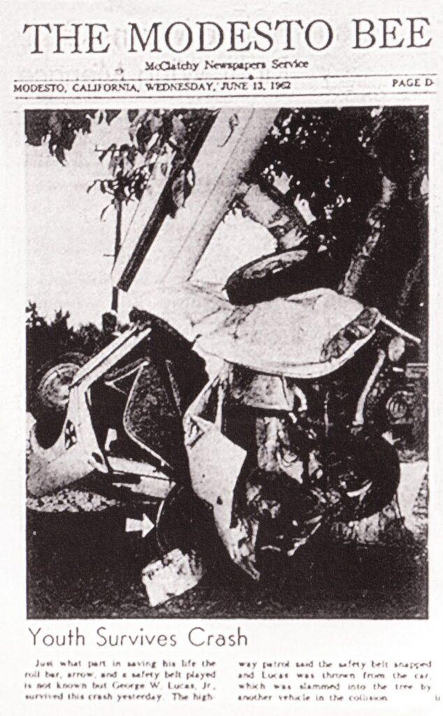 incidente di george lucas
