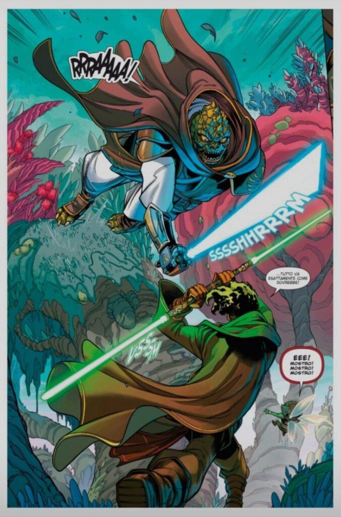 alta repubblica fumetto star wars