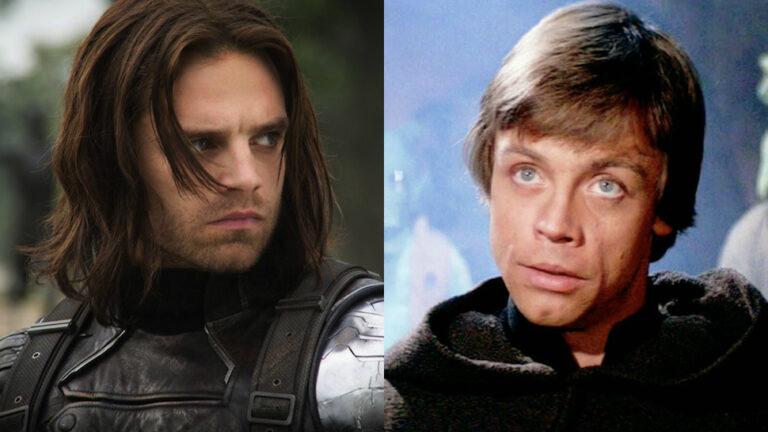 Sebastian Stan torna a parlare del ruolo di Luke Skywalker