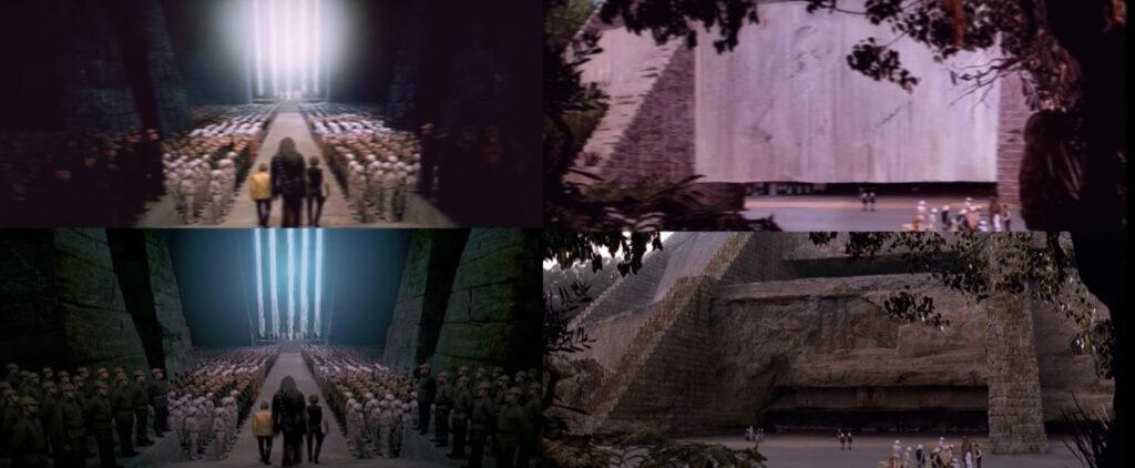 yavin IV sala del trono