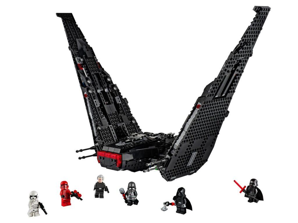 Lo Shuttle di Kylo Ren
