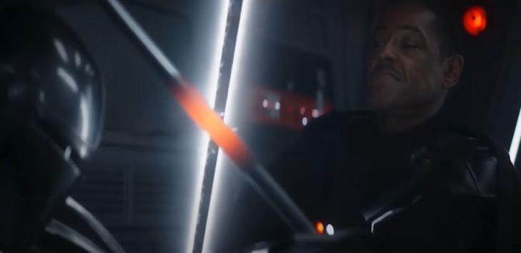 beskar e spade laser