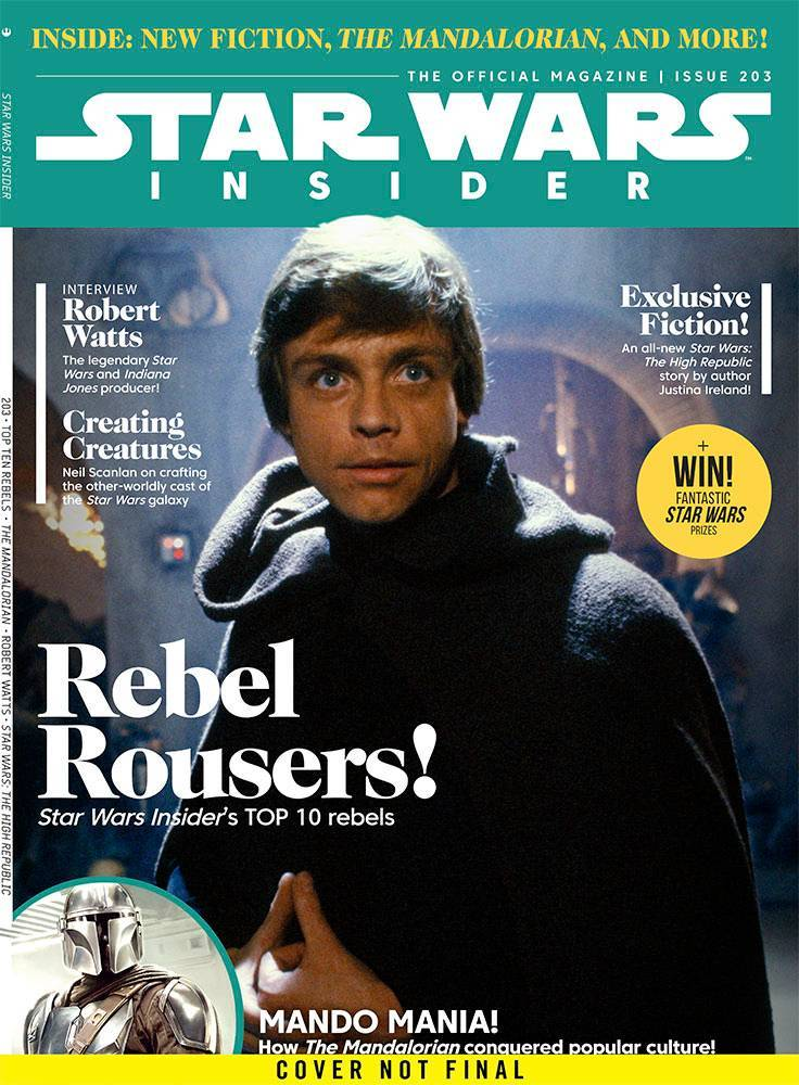 Star War Insider #203
