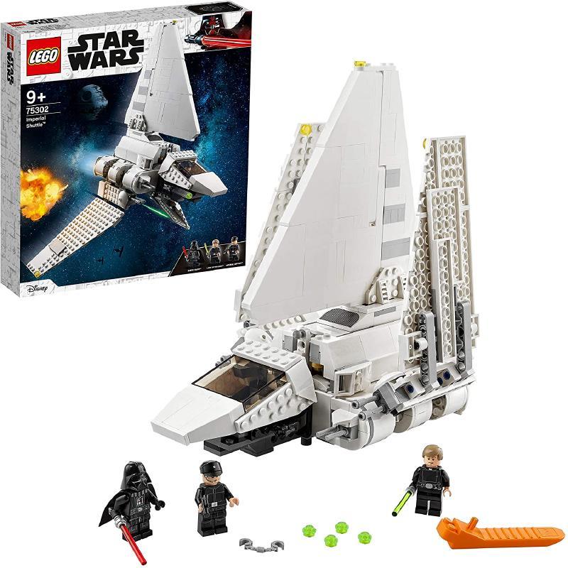 prime day 2021 set lego star wars imperial shuttle
