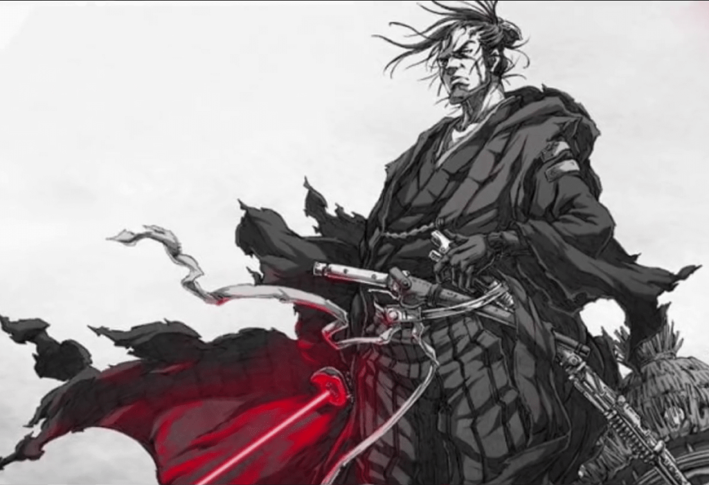 Samurai star wars visions