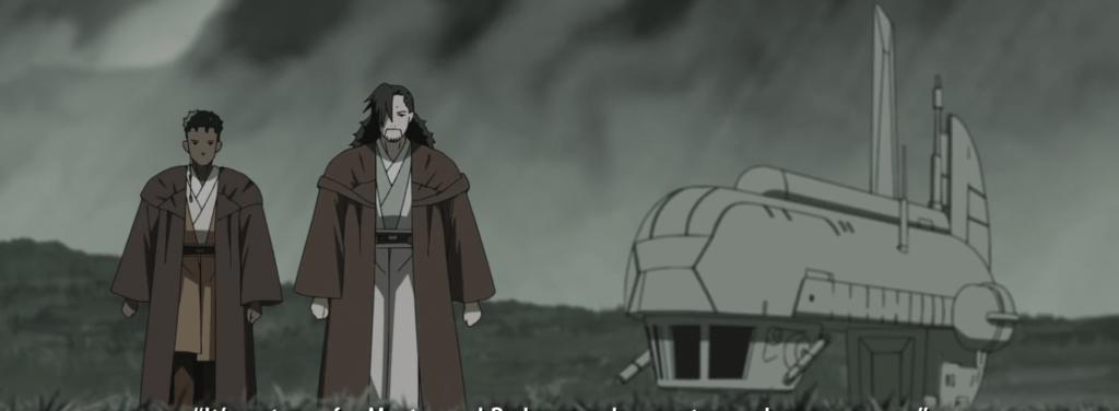 Jedi e Padawan