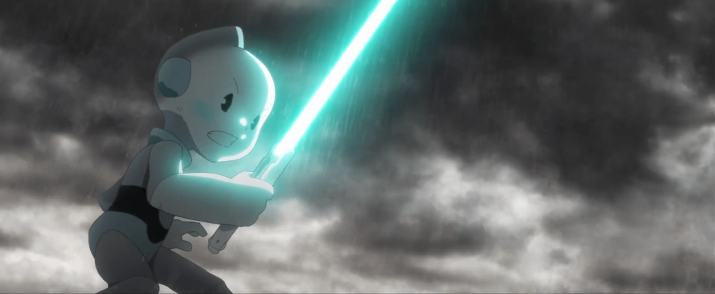 star wars visions trailer