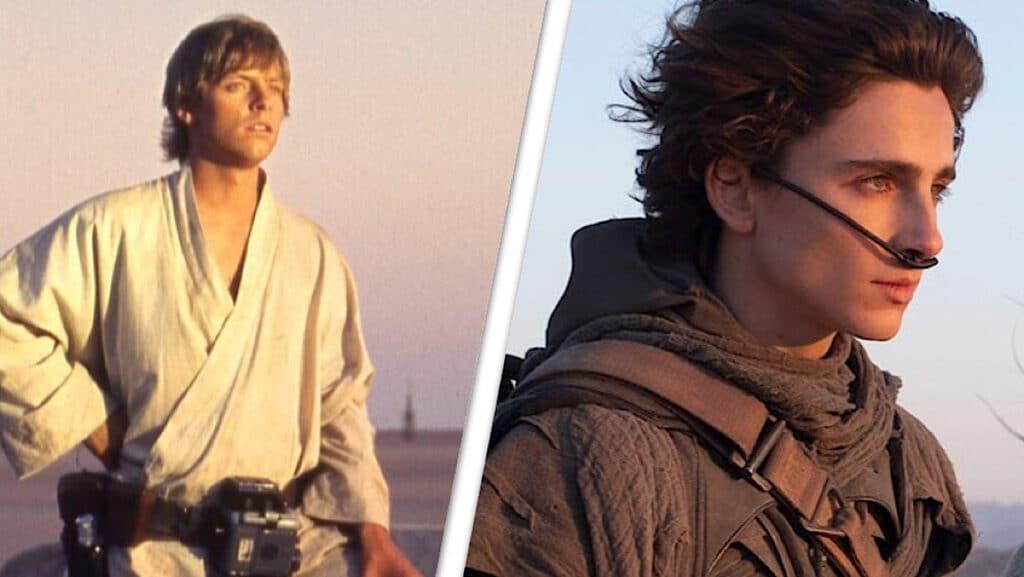 Dune protagonista Star Wars