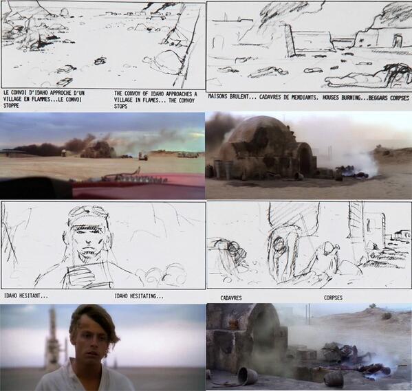 Dune Star Wars a confronto