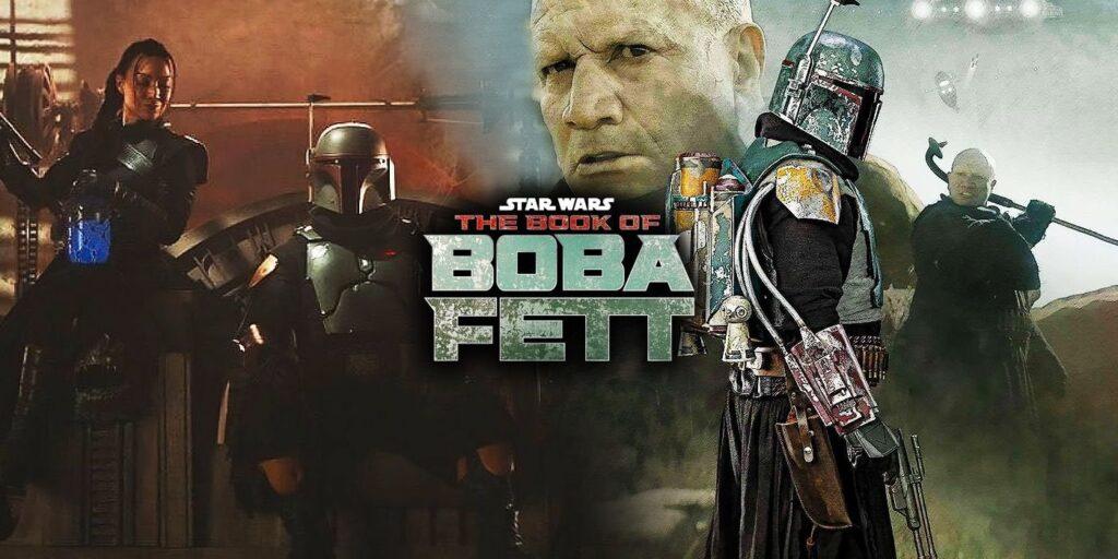 anticipazioni the book of boba fett