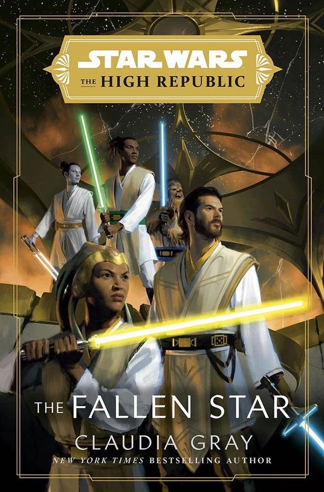 the fallen star claudia gray