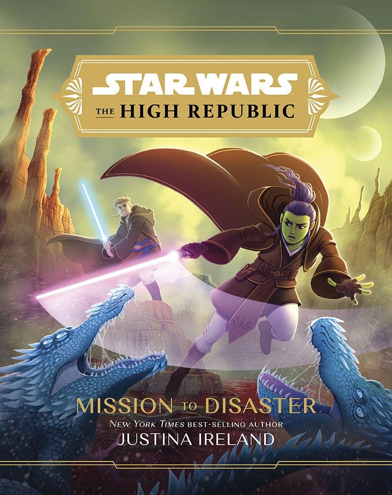 mission to disaster star wars alta repubblica